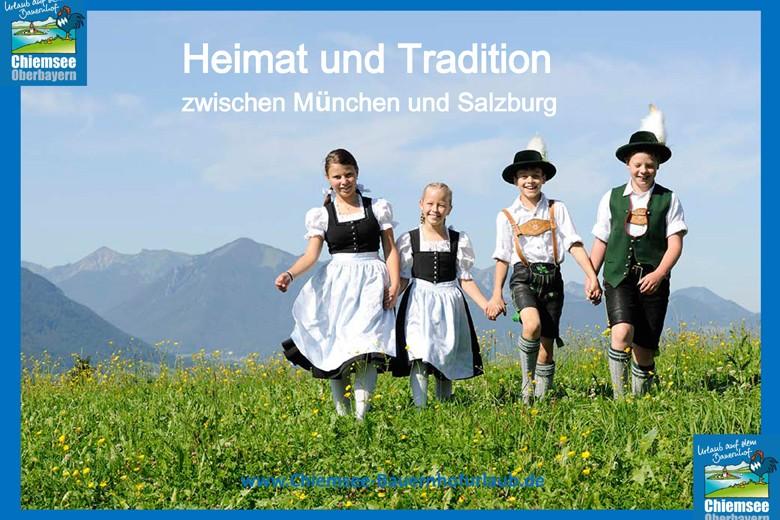Anbietergemeinschaft Urlaub auf dem Bauernhof im Chiemgau im Maschinen- und Betriebshilfsring Traunstein e.V.
