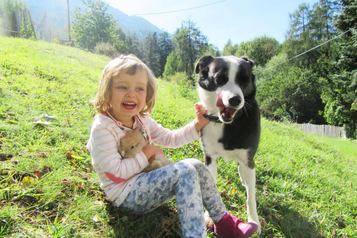 Die Natur Nauders im schönen Tiroler Oberland genießen - Sagenschneiders