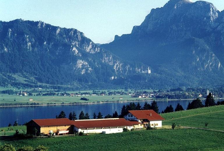 Bilderbuchurlaub im Ostallgäu
