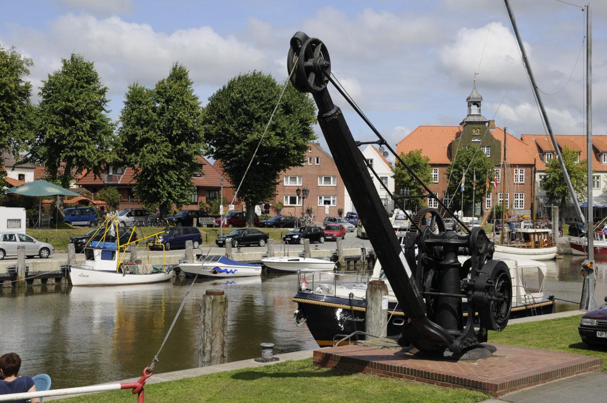 Historischer Hafen, Tönning