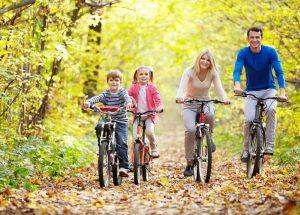 Herbstlicher Bauernhofurlaub ist Familienzeit!