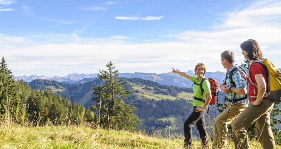 Wandern & Radeln im Herbst – Bauernhofurlaub aktiv genießen!