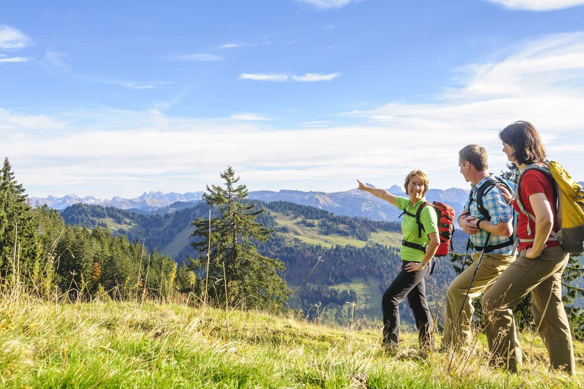 Herbstzeit ist Gipfelzeit - Wandern & Radeln im Herbst