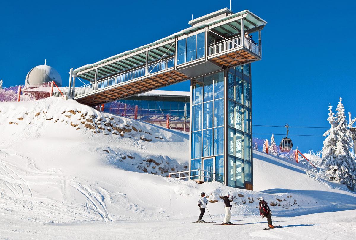 Lift auf dem Großen Arber - © bietau-stock.adobe.com