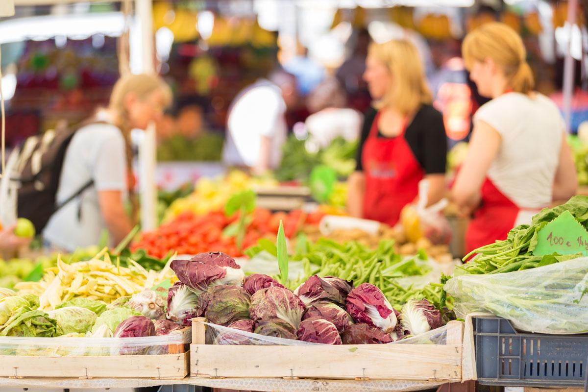 Die schönsten Bauernmärkte Deutschlands