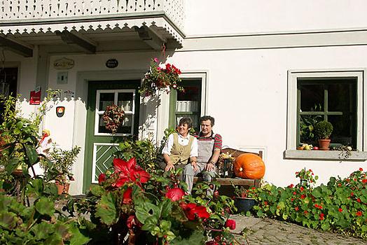 Anna und Alois Fürst