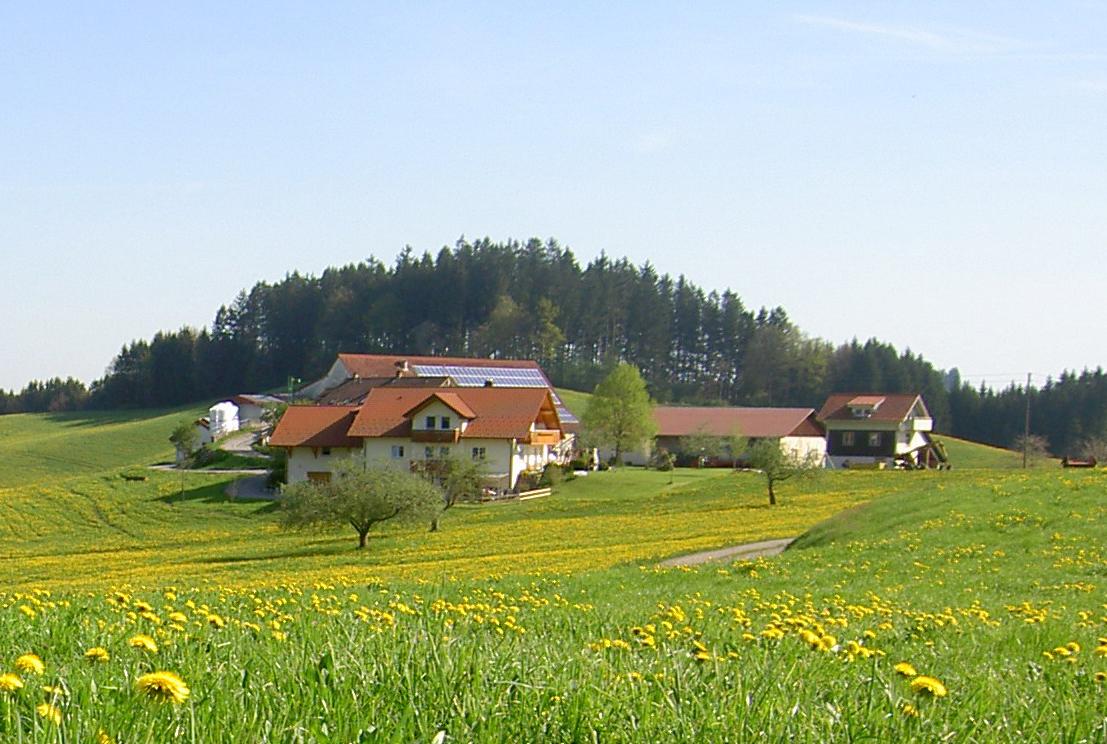 Auch im Frühling eine Reise wert auf Alfred´s Ferienbauernhof