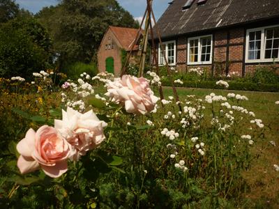 Bauerngarten auf dem Ennenhof