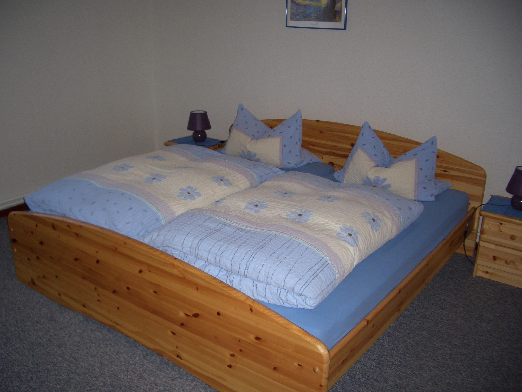 Beispiel 2 Schlafzimmer auf dem Cohrshof