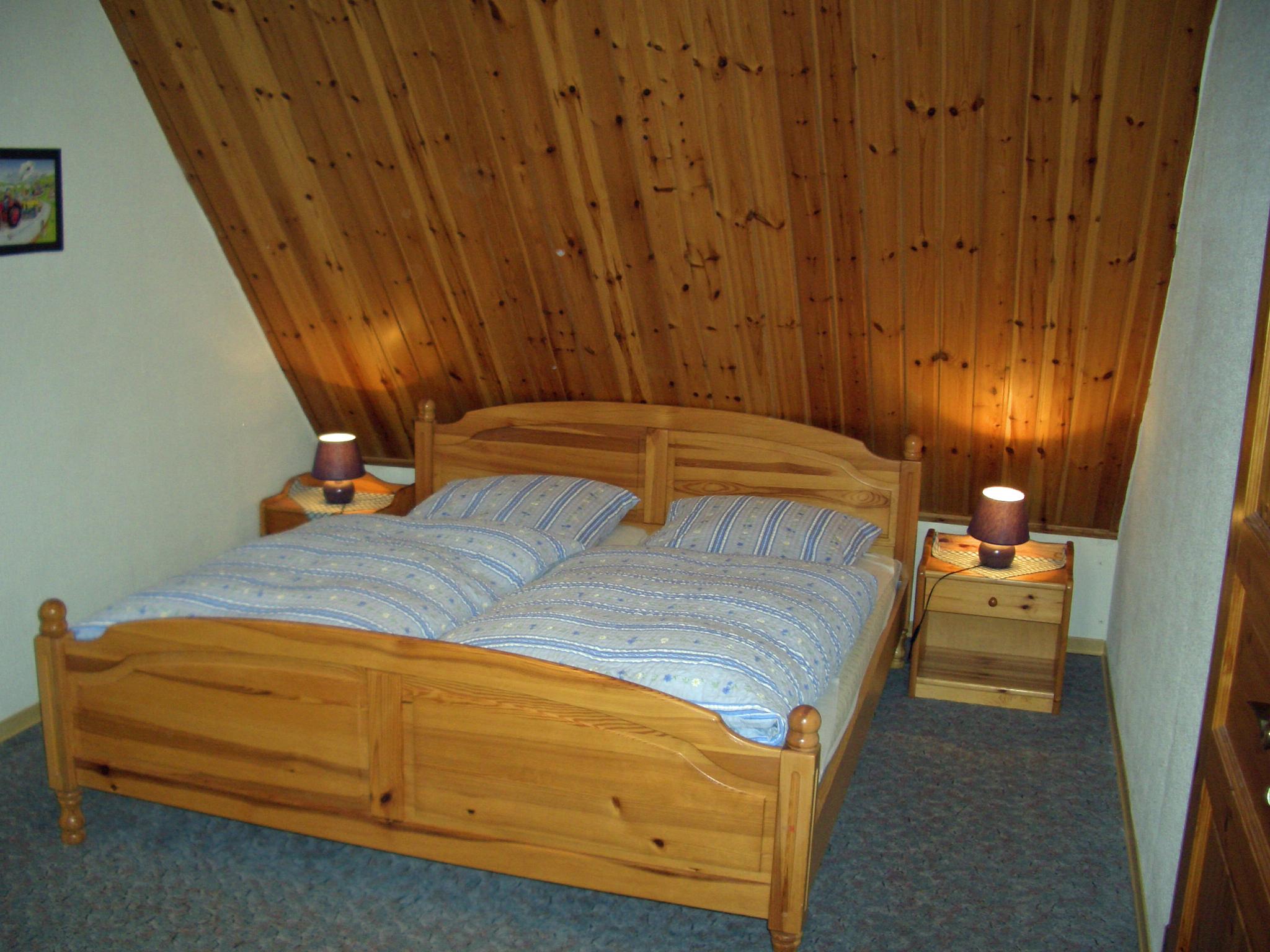 Beispiel für ein Schlafzimmer auf dem Cohrshof
