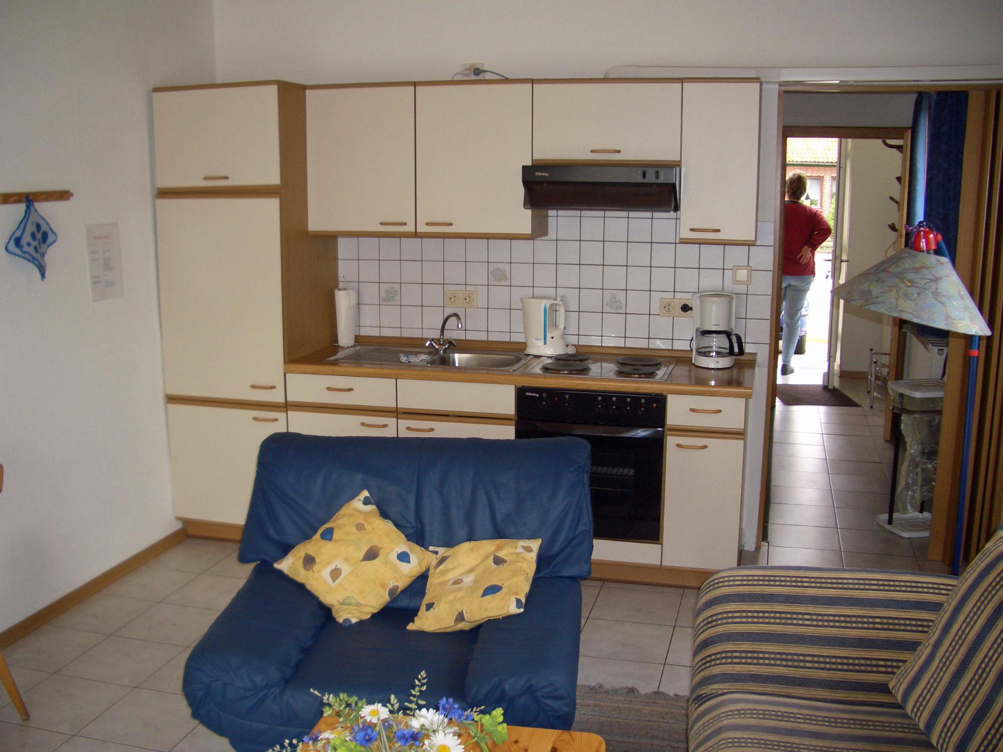 Beispiel für eine Küche auf dem Cohrshof