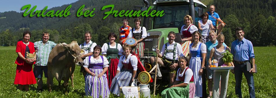 Interview mit Friedel Ammann von den Bergbäuerinnen in Unterjoch