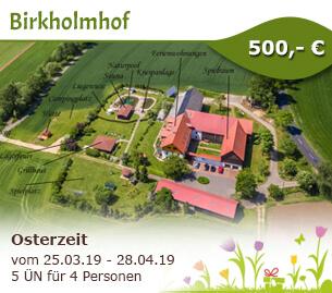 Osterzeit am Birkholmhof - Birkholmhof