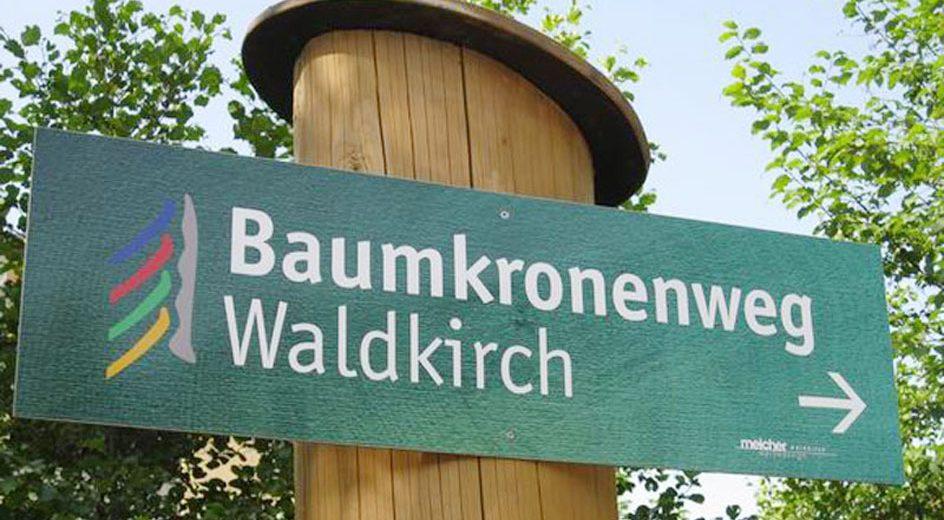 Persönlicher Tipp der Familie Disch vom Bernhardenhof: mit dem Schwarzwald in Augenhöhe – der Baumkronenweg Waldkirch