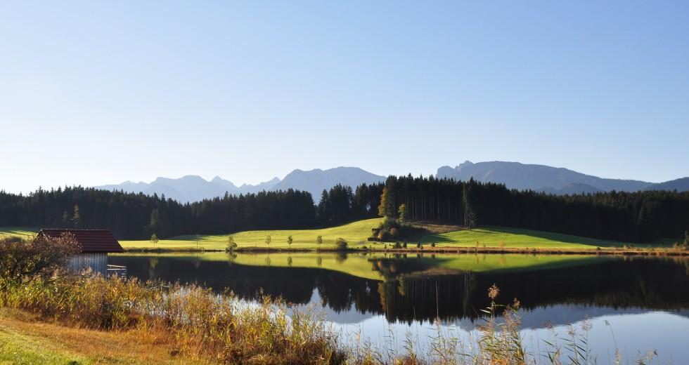 Wandertraum im Ostallgäu: Hof Alpenseeblick in Nesselwang