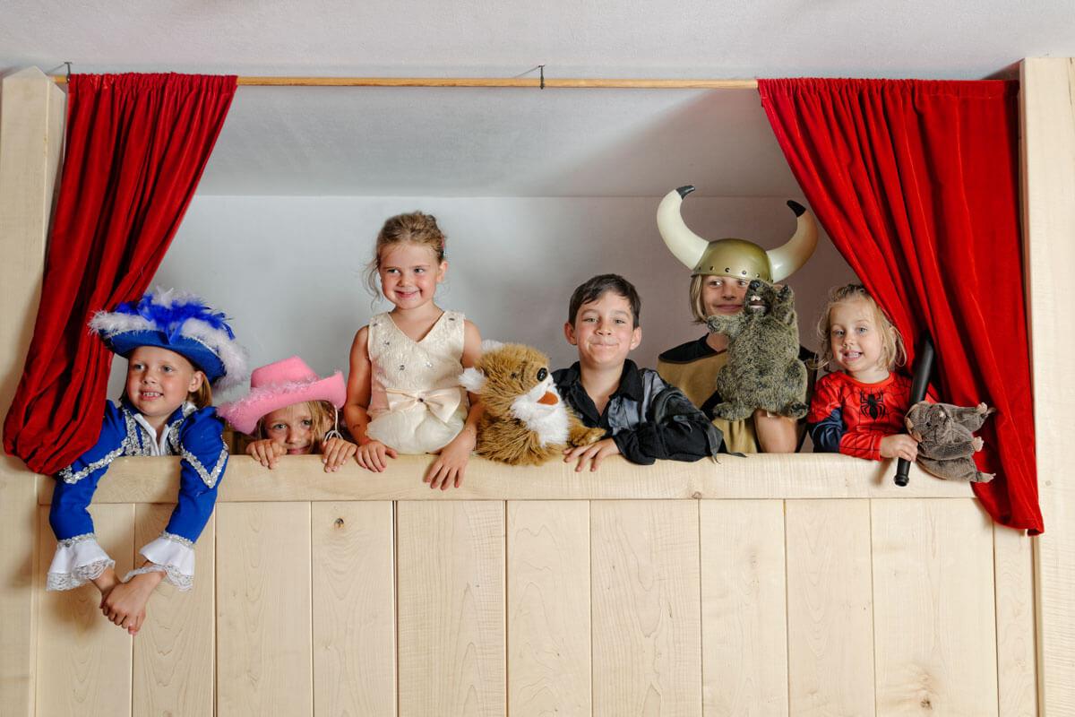 Märchenhaftes Theater auf dem Hagerhof