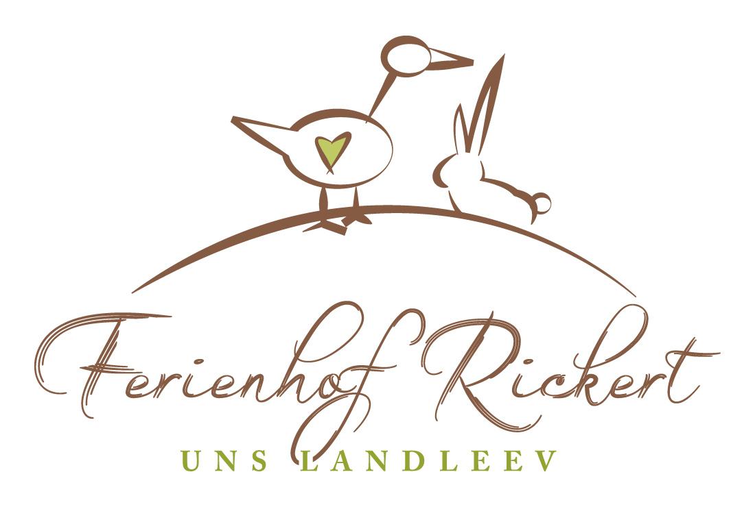 Das Logo vom Ferienhof Rickert