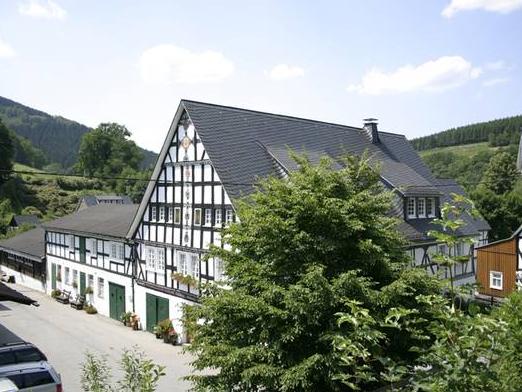 Biohofferien auf dem landwirtschaftlichen Aktivhof der Familie Voß im Sauerland