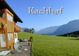 Wander-Traumurlaub im Berchtesgadener Land auf dem Kochhof