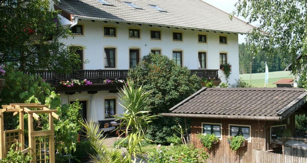 Familienurlaub im Herbst auf dem Wolfeicherhof im Chiemgau