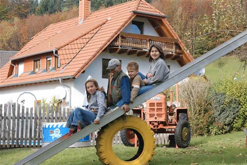 Tolle Familien-Bauernhofferien auf dem Grub-Daniel-Hof im Südschwarzwald