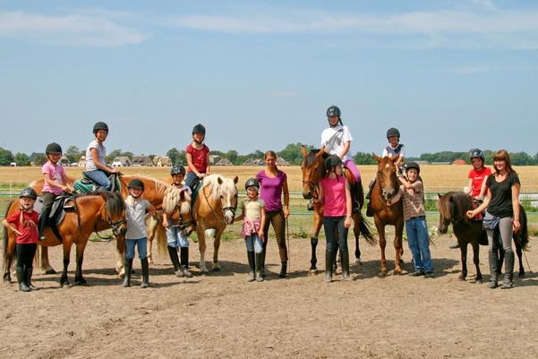 Erlebnistag Pferd auf dem Erlebnis-Bauernhof Kliewe