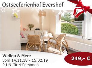 Ostseeferienhof Evershof - Wellen & Meer - Wir gönnen uns was