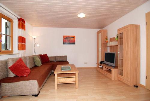 Falkennest Wohnzimmer Haus Sonnenschein