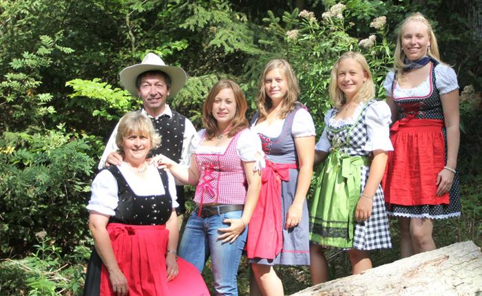 Natur- und Tiererlebnisse pur auf dem *****Ferienbauernhof Hirschfeld im Schwarzwald