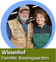 Gerhard und Anja Boomgaarden - Wiesenhof