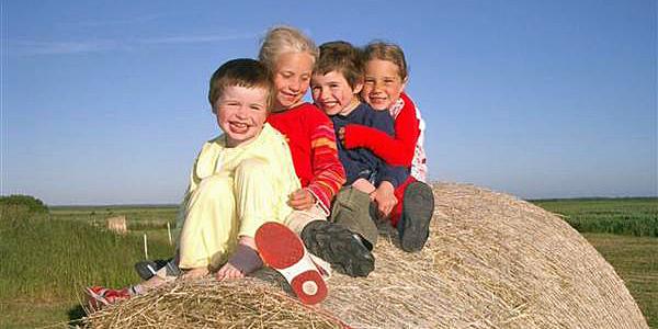 Familienurlaub im Herbst
