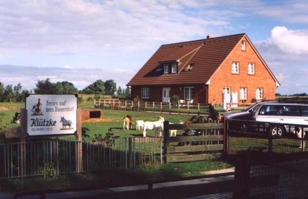 Ferienbauernhof Klützke
