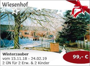 Wiesenhof - Winterzauber