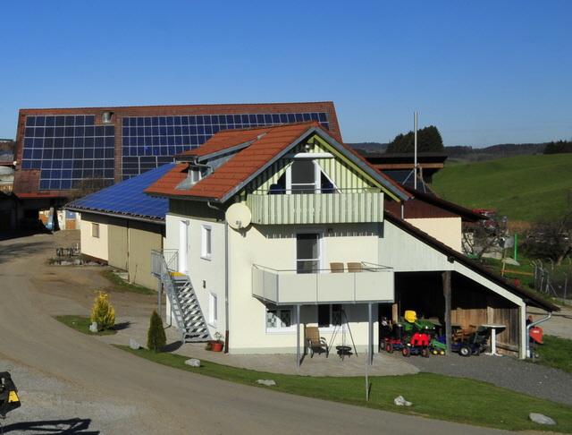 Ferienhaus auf Alfred´s Ferienbauernhof