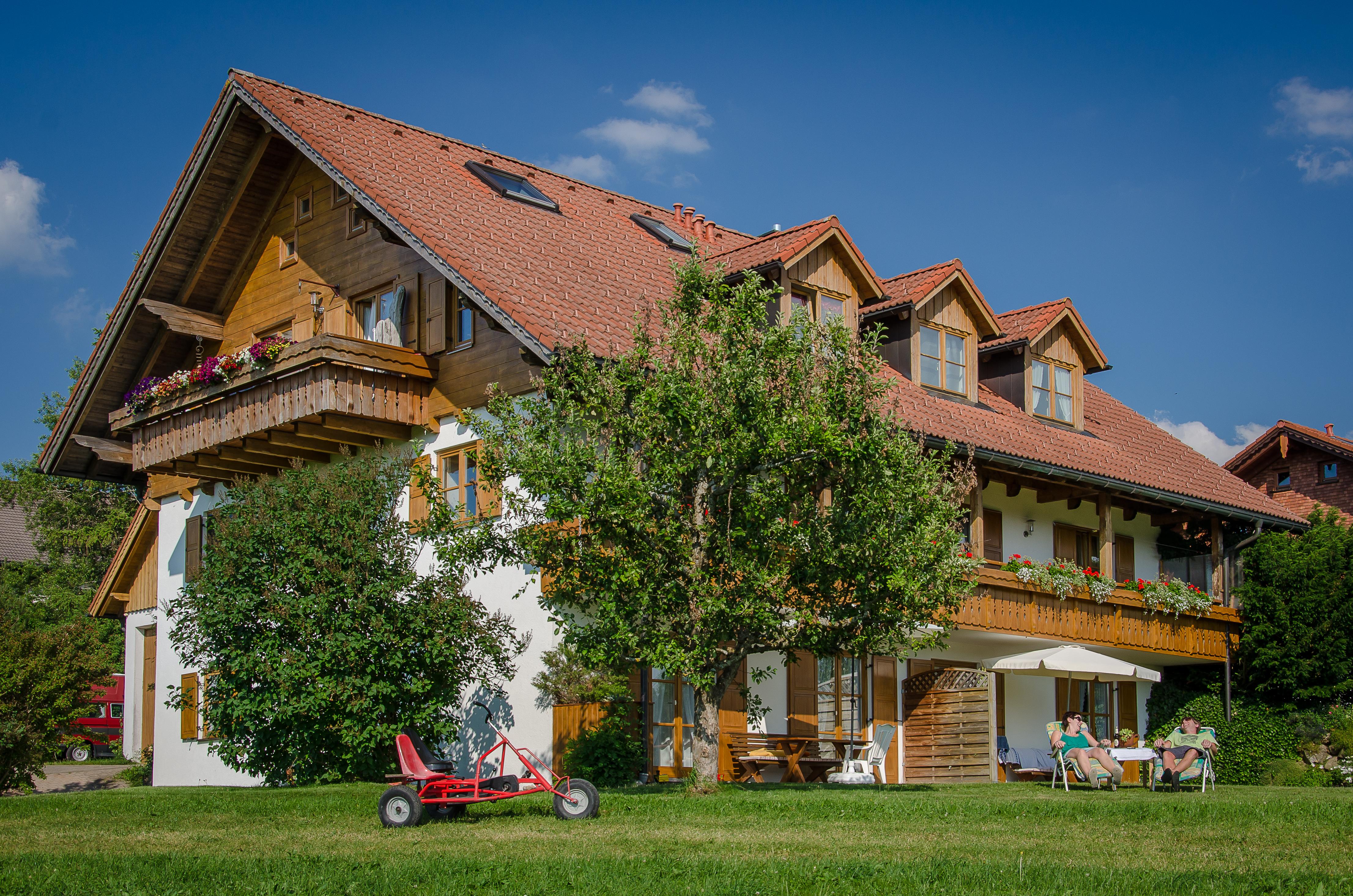 Ferienwohnungen auf dem Ferienhof Baur