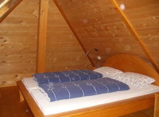 Ferienwohnung Sternschnuppe - Schlafzimmer
