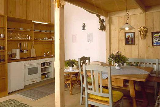 Ferienwohnungen-Impressionen - Kochen & Essen