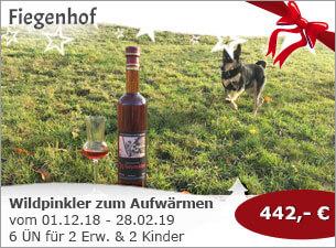 Fiegenhof - Wildpinkler zum Aufwärmen