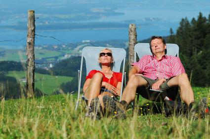 Bauernhofurlaub im traumhaften Chiemgau mit dem Chiemsee