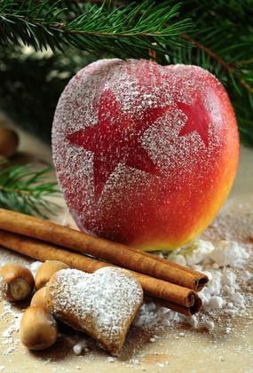 Weihnachtsdeko selbstgemacht