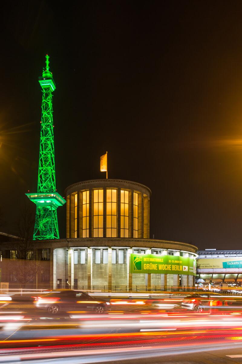 Der Funkturm Berlin