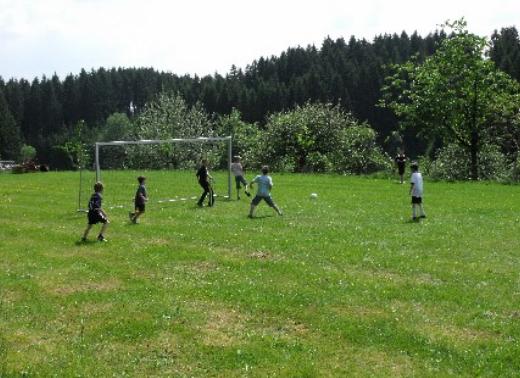 Fussballplatz