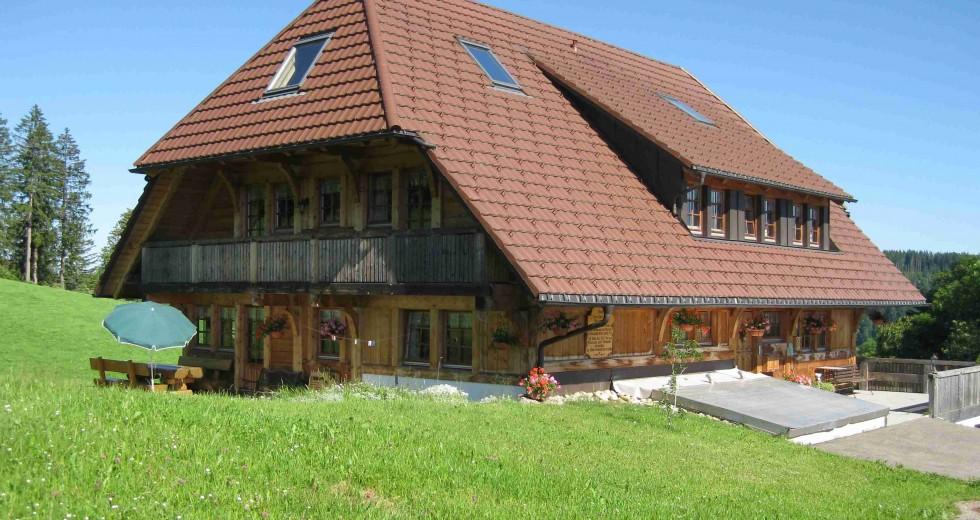 Herbstlicher Schwarzwald-Biohofurlaub auf dem Michelthomilishof