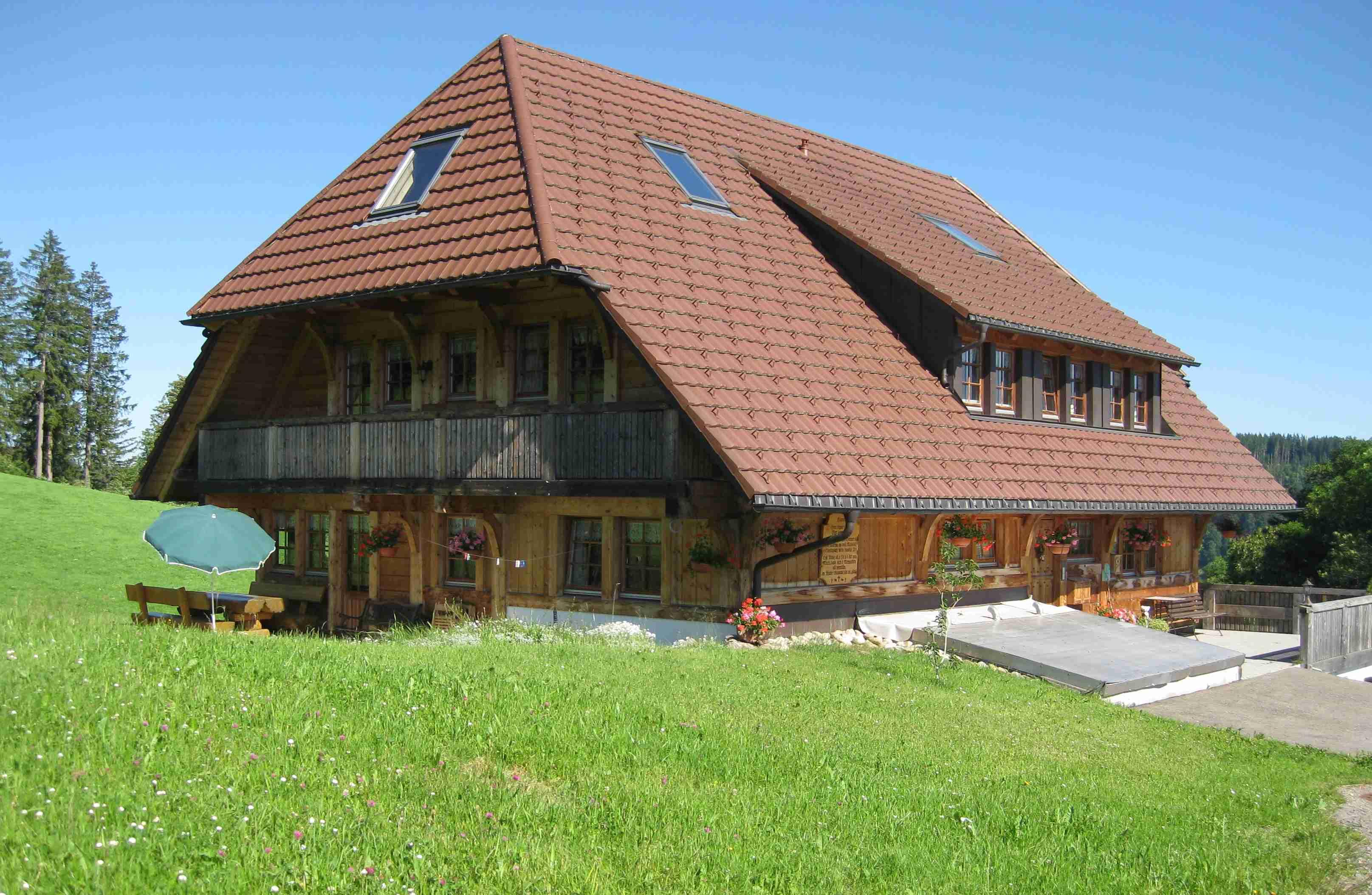 Gästehaus vom Michelthomilishof