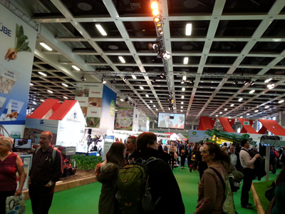 Im Rückblick: Die Internationale Grüne Woche 2014 in Berlin
