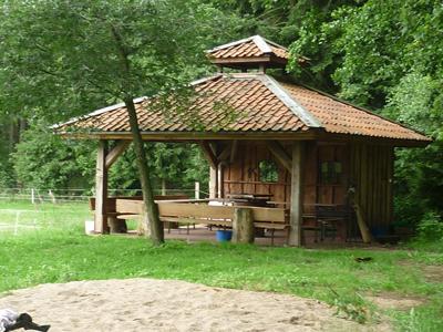 Grillhütte auf dem Ennenhof