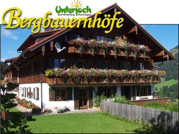 Kemptarhof in Unterjoch