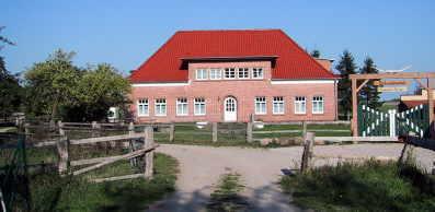 Herrenhaus auf dem Schwalbenhof Meyer