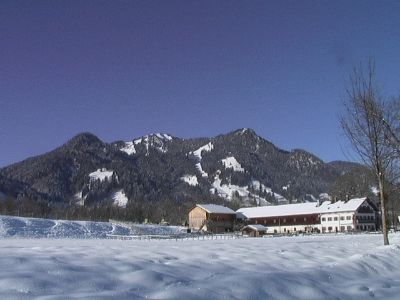 Hintergraberhof Winter