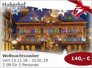 Huberhof - Weihnachtszauber